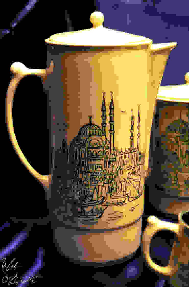 Sufi İstanbul – Crackle Olimpos Seramik Asyatik