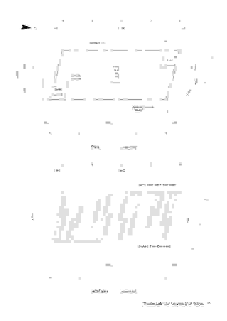 Plan の 平沼孝啓建築研究所 (Kohki Hiranuma Architect & Associates)