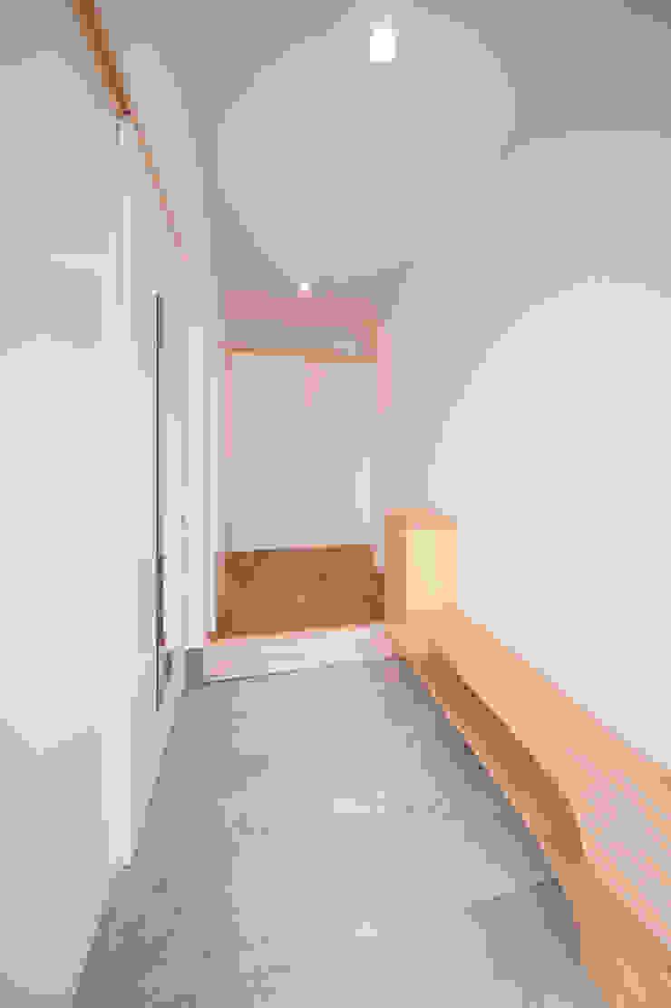 トトロ 玄関 和風の 玄関&廊下&階段 の キリコ設計事務所 和風
