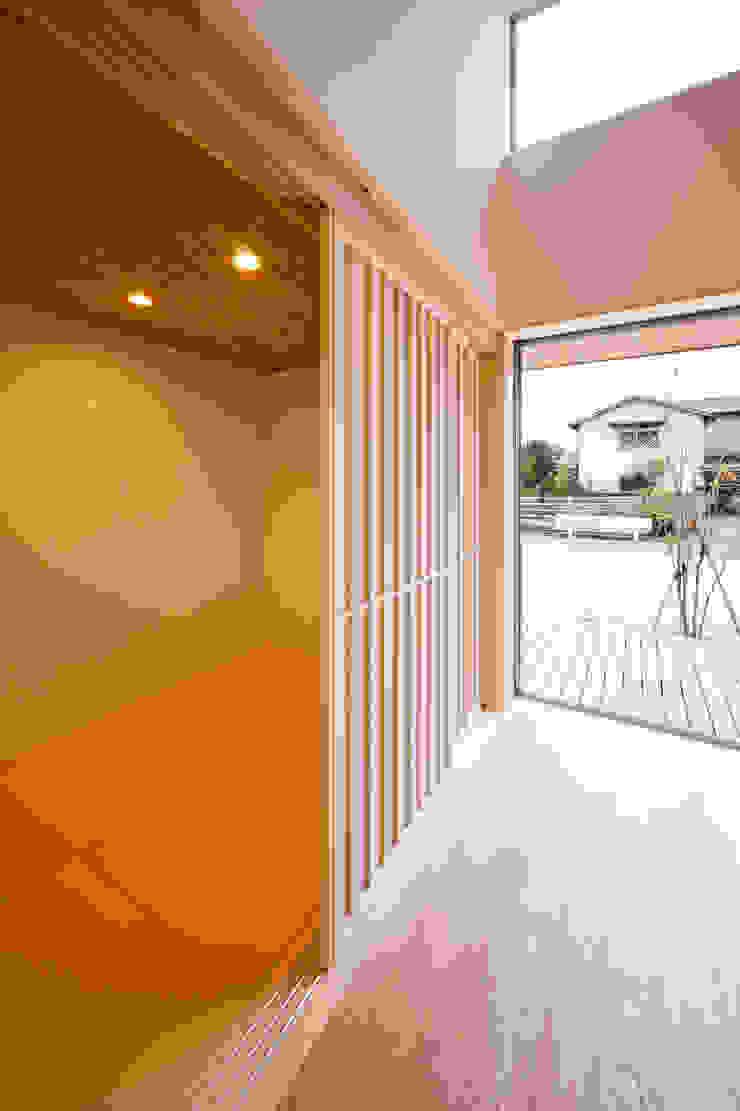 トトロ 和室 和風デザインの 多目的室 の キリコ設計事務所 和風