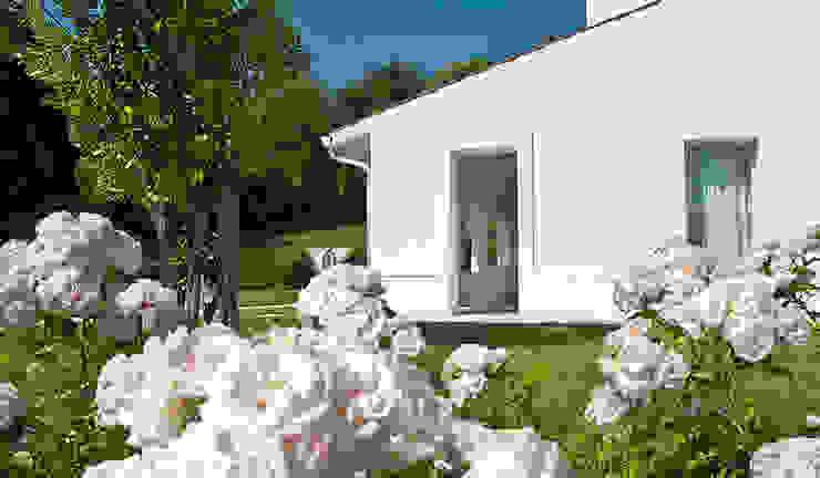 Rumah Gaya Mediteran Oleh RO|a_ Mediteran