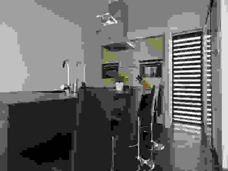 KleurInKleur interieur & architectuur Modern Kitchen