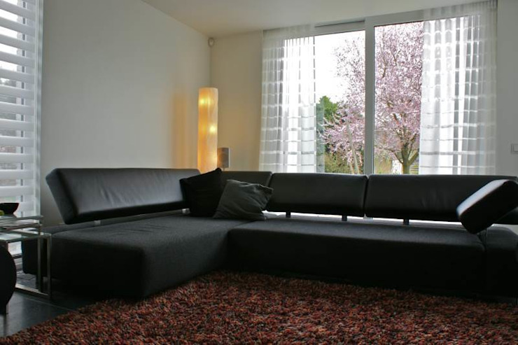 KleurInKleur interieur & architectuur Modern Living Room