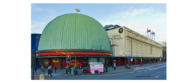 Madame Tussauds, Marylebone Road, London Classic museums by Barwin Classic