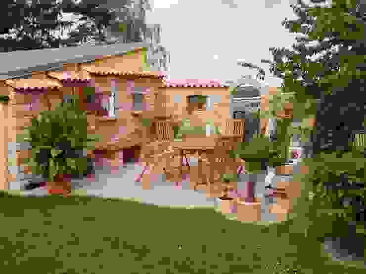 Rimini Baustoffe GmbH Mediterranean style gardens