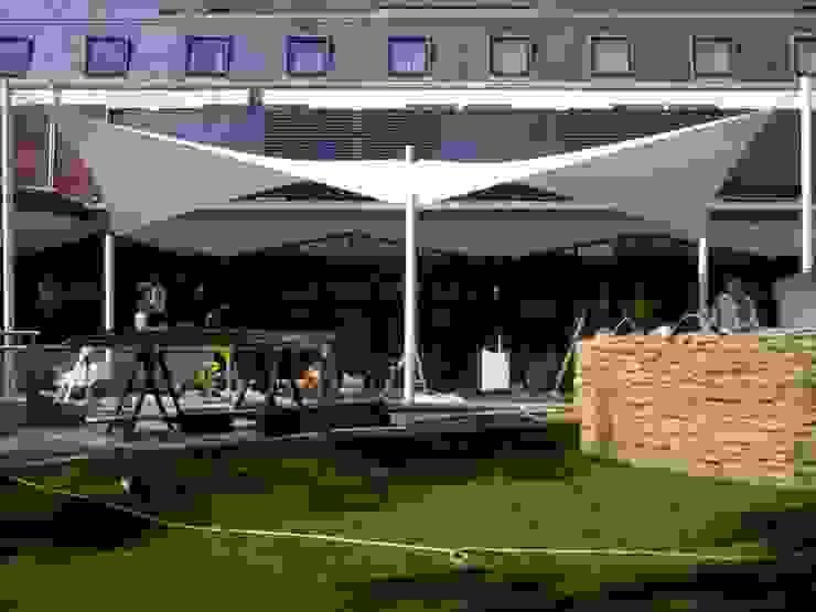 Various Shade Ideas Centros de exposiciones de estilo moderno de Kemp Sails LTD Moderno