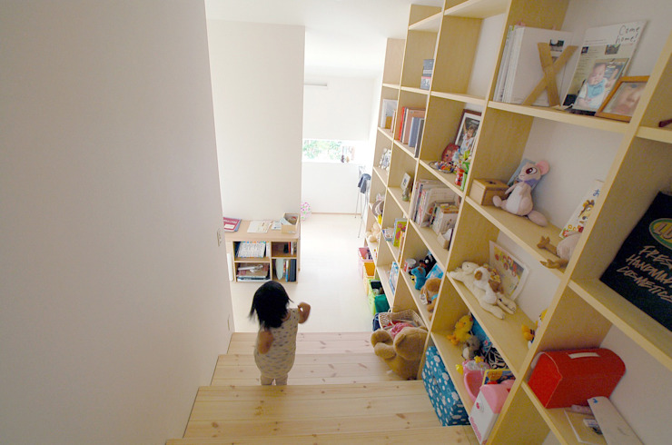 ARCHIXXX眞野サトル建築デザイン室 Nursery/kid's room