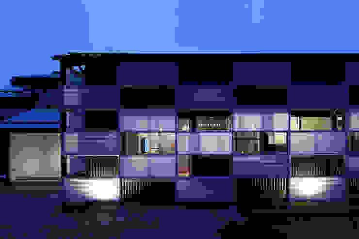 外観(日中) ARCHIXXX眞野サトル建築デザイン室 オリジナルな 家