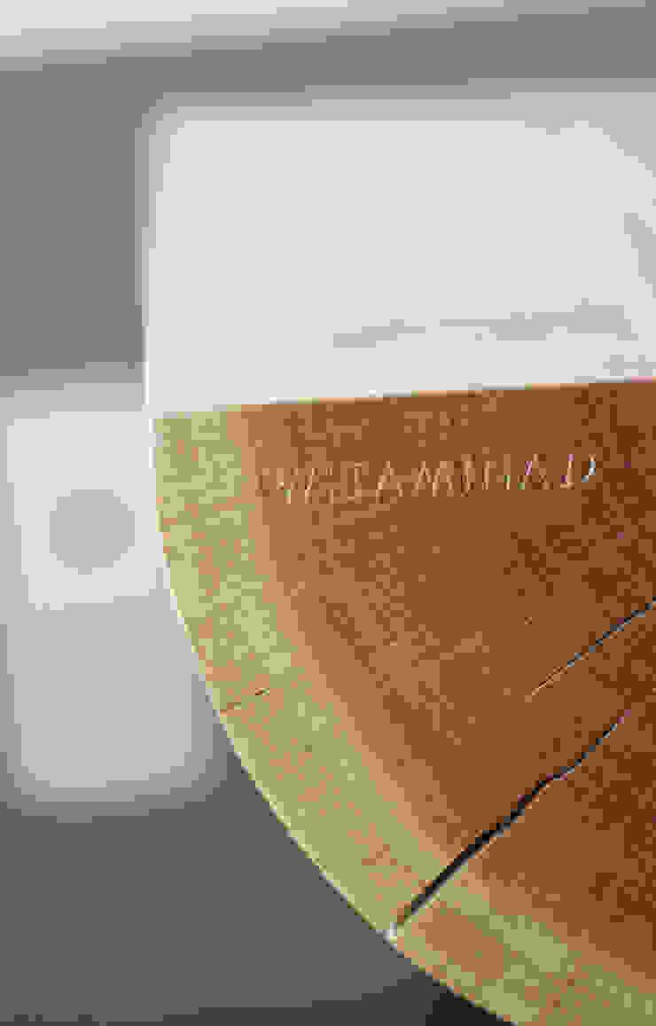 stołek 1/2 od WITAMINA D Skandynawski