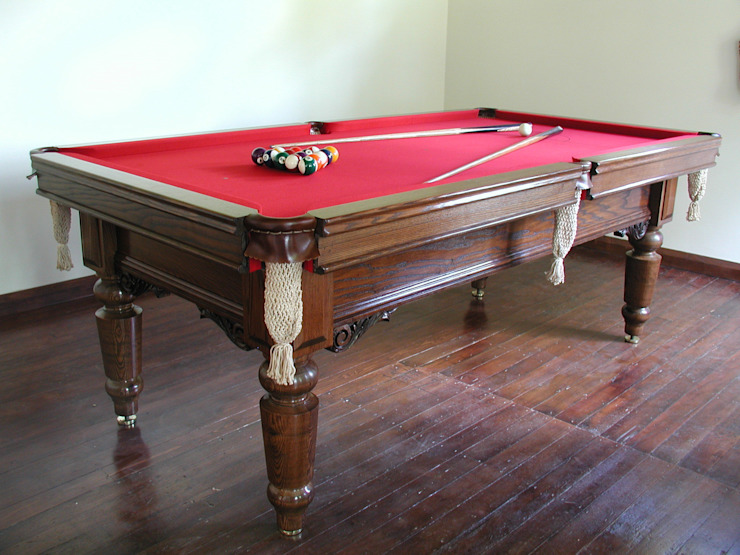 8 ft Watler Snooker/Pool Table: classic  by HAMILTON BILLIARDS & GAMES CO LTD, Classic