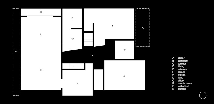 House for Installation の Jun Murata   JAM