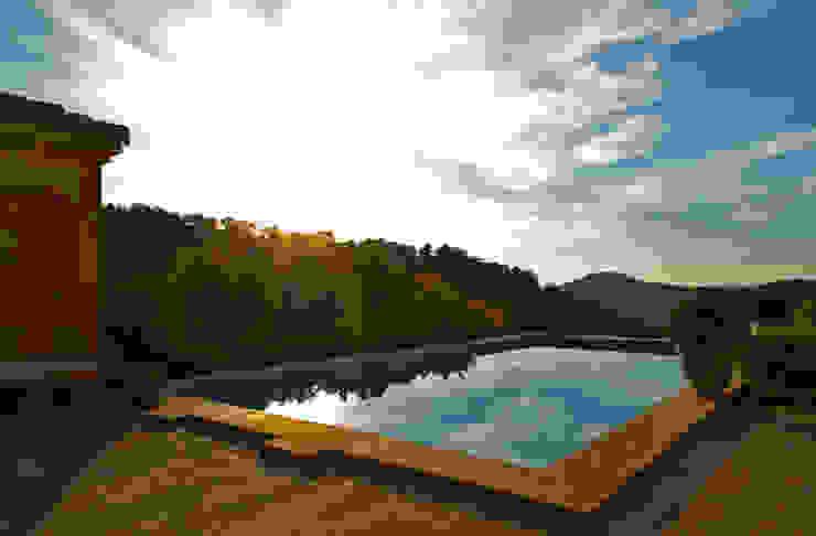 地中海スタイルの プール の guido anacker photographie 地中海