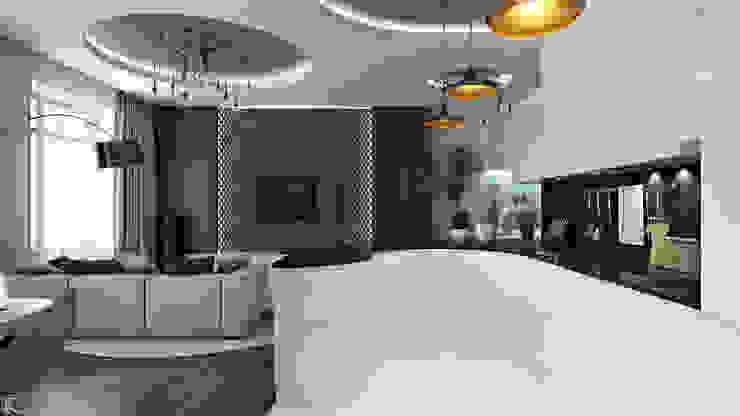 06 Кухня в стиле минимализм от студия визуализации и дизайна интерьера '3dm2' Минимализм
