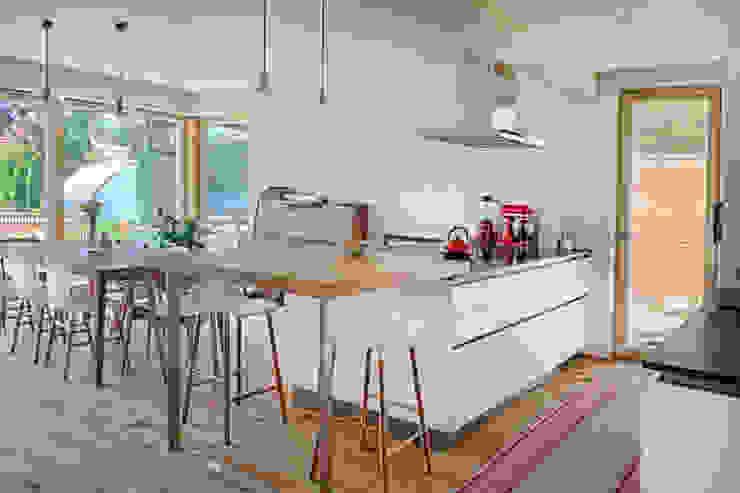 Кухня в стиле модерн от AL ARCHITEKT - in Wien Модерн