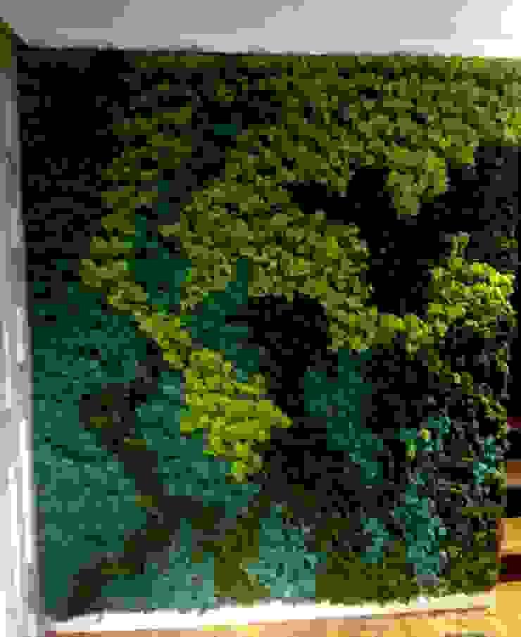 showroom de musgos nórdicos de thesustainableproject Escandinavo