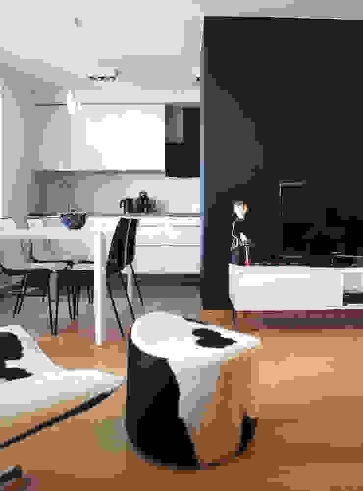 4Q DEKTON Pracownia Architektoniczna Kitchen