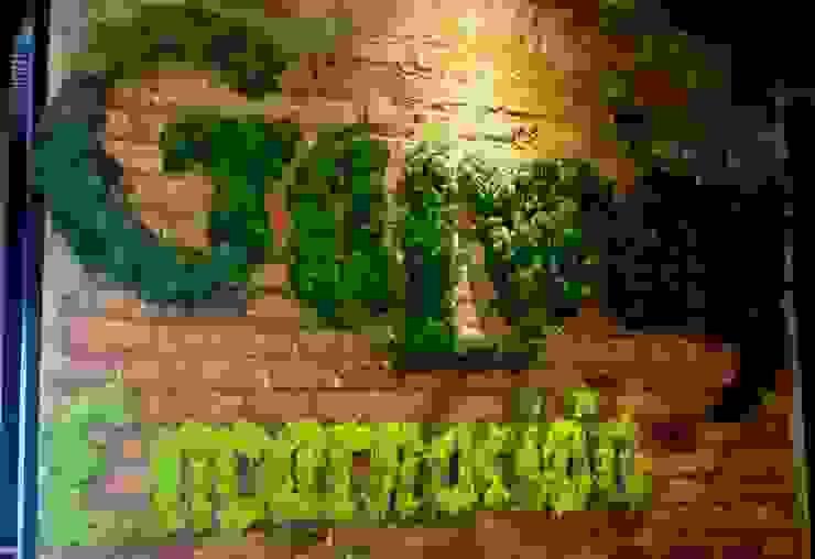 Galway Irish Pub. Encarnación Gastronomía de estilo moderno de thesustainableproject Moderno