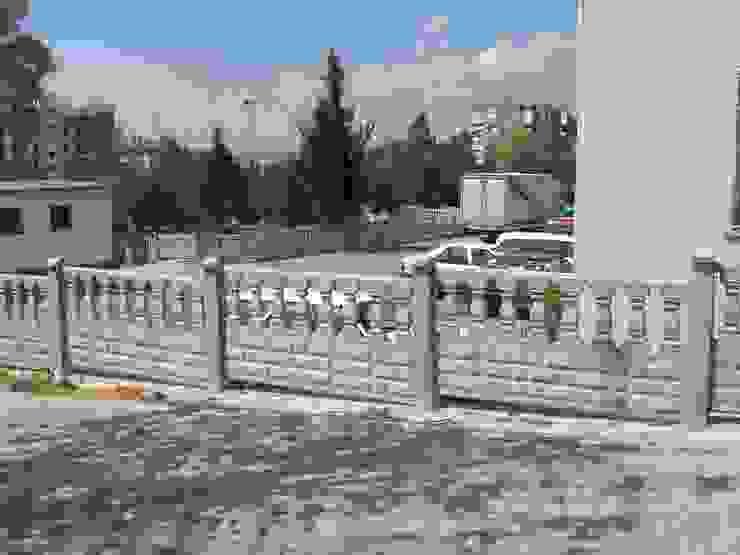 80 CM LİK TRABZAN PANO GÖRSELİ BAHÇE DEKOR Beton Bahçe Elemanları ve Gıda San. Tic. Ltd. Şti. Klasik