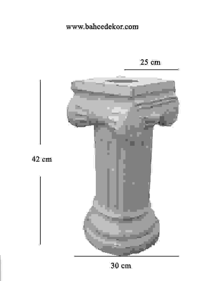 BAHÇE DEKOR Beton Bahçe Elemanları ve Gıda San. Tic. Ltd. Şti. MaisonAccessoires & décoration