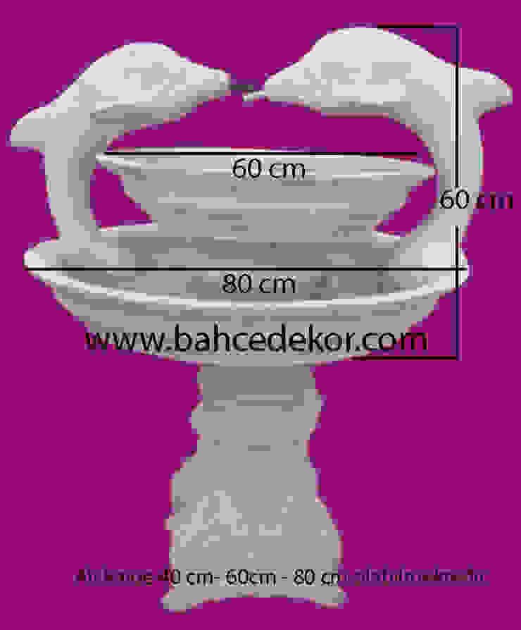 BAHÇE DEKOR Beton Bahçe Elemanları ve Gıda San. Tic. Ltd. Şti. JardinPiscines & bassins