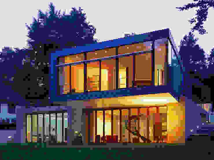 モダンな 家 の SNAP Stoeppler Nachtwey Architekten BDA Stadtplaner PartGmbB モダン