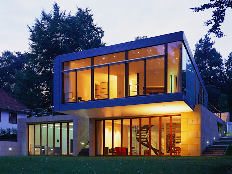 Maisons modernes par SNAP Stoeppler Nachtwey Architekten BDA Stadtplaner PartGmbB Moderne