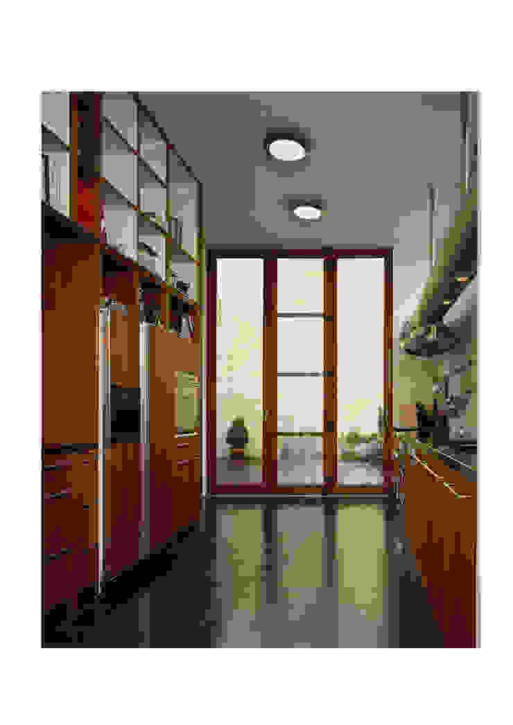 Atelier und Wohnhaus Moderne Küchen von SNAP Stoeppler Nachtwey Architekten BDA Stadtplaner PartGmbB Modern