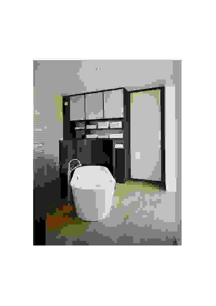 Atelier und Wohnhaus Moderne Badezimmer von SNAP Stoeppler Nachtwey Architekten BDA Stadtplaner PartGmbB Modern