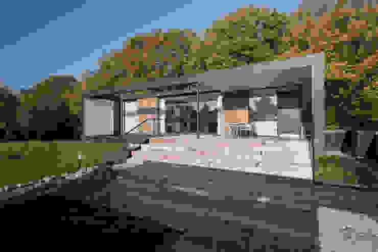 Skandynawskie domy od C.F. Møller Architects Skandynawski