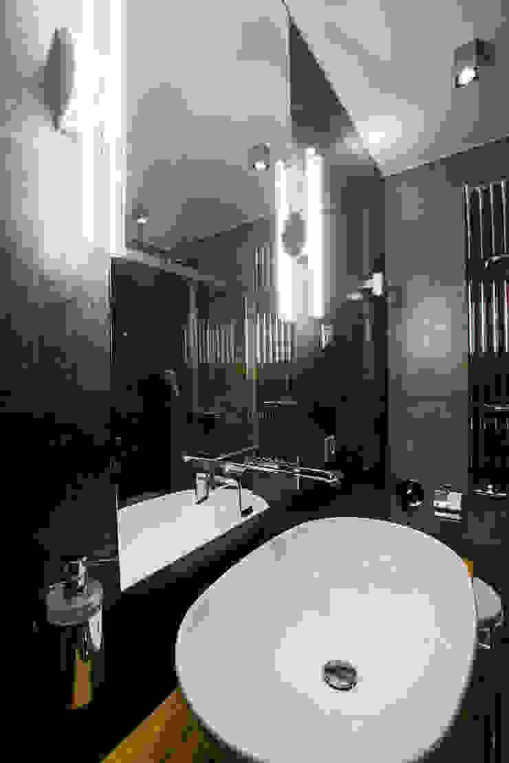 Лофт: петербургская версия Ванная в стиле лофт от mariavasilenko.ru Лофт