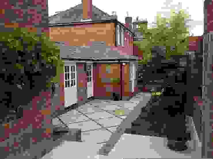 Jardins  por Amy Perkins Garden Design Ltd , Mediterrânico
