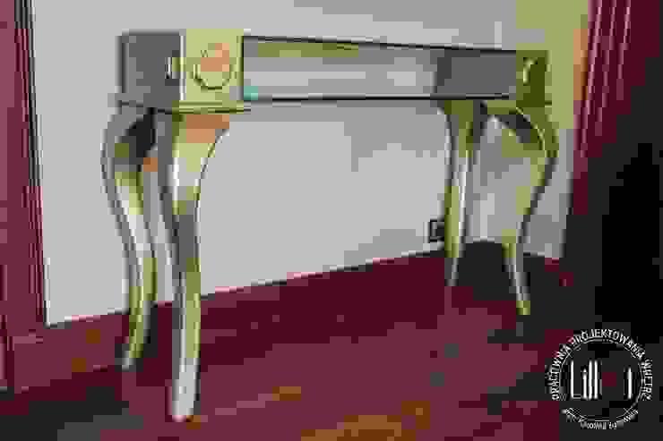 Pracownia projektowa Atelier Lillet BedroomDressing tables