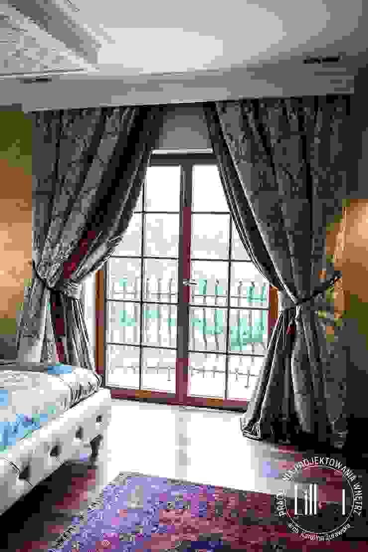 Pracownia projektowa Atelier Lillet BedroomTextiles