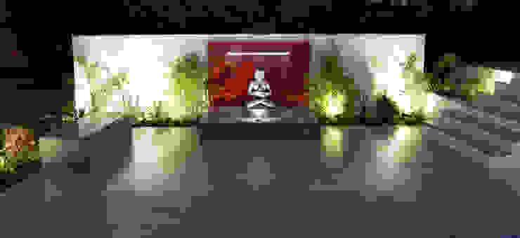 The Buddha Garden Robert Hughes Garden Design Modern garden
