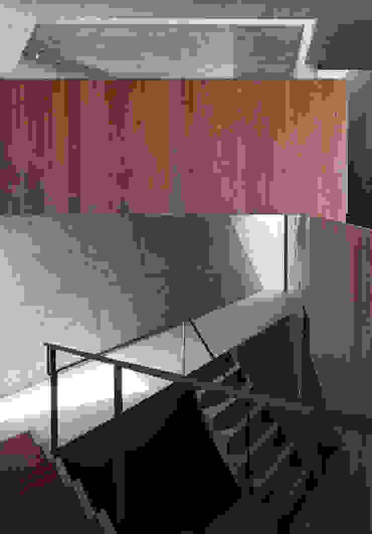 WW+ モダンスタイルの 玄関&廊下&階段 の arte空間研究所 モダン