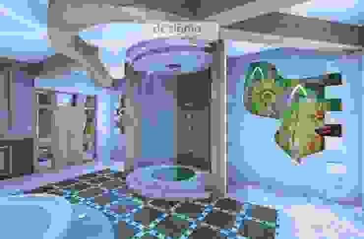 Exklusives Dusch-Design Klassische Badezimmer von Art of Bath Klassisch