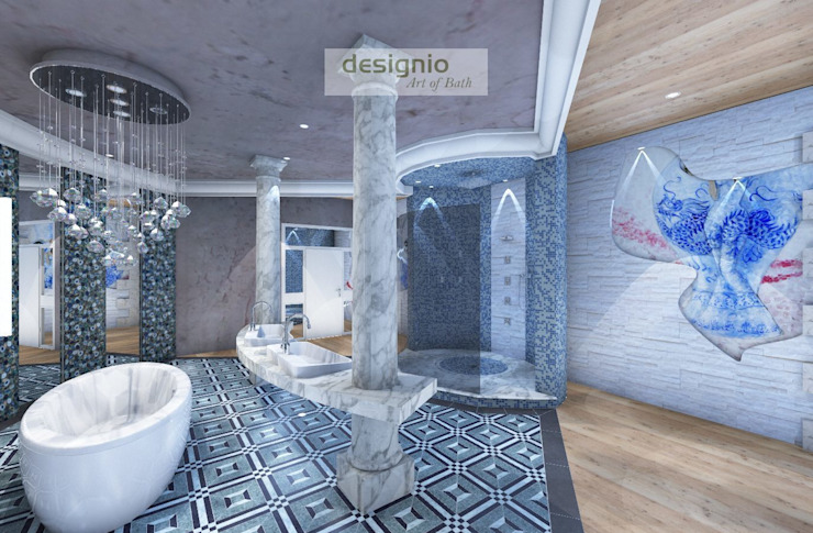 Art of Bath® SPA & KUNST Klassische Badezimmer von Art of Bath Klassisch