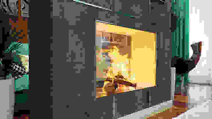 industrial  by студия визуализации и дизайна интерьера '3dm2', Industrial