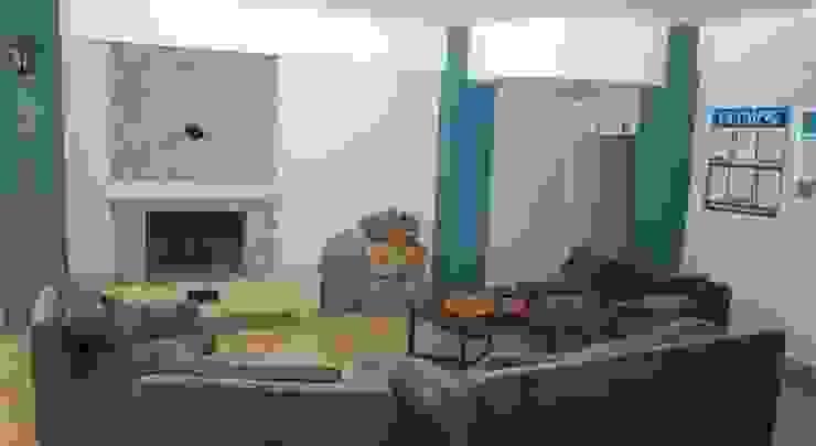 Antas Deluxe Aparts Modern Oturma Odası Antas Deluxe Aparts Modern