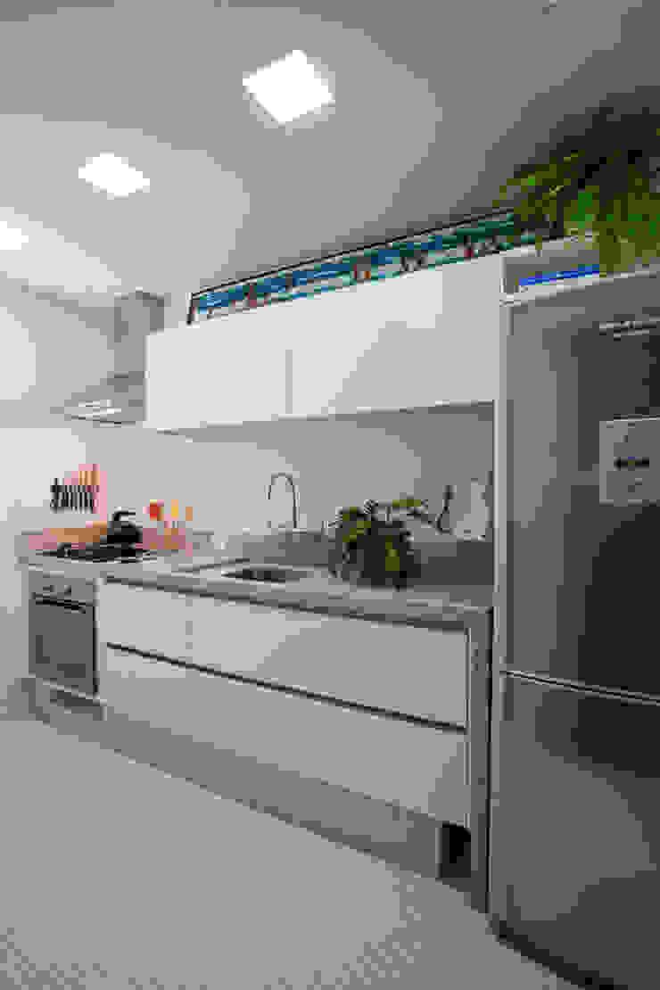 1301 Cozinhas modernas por IE Arquitetura + Interiores Moderno