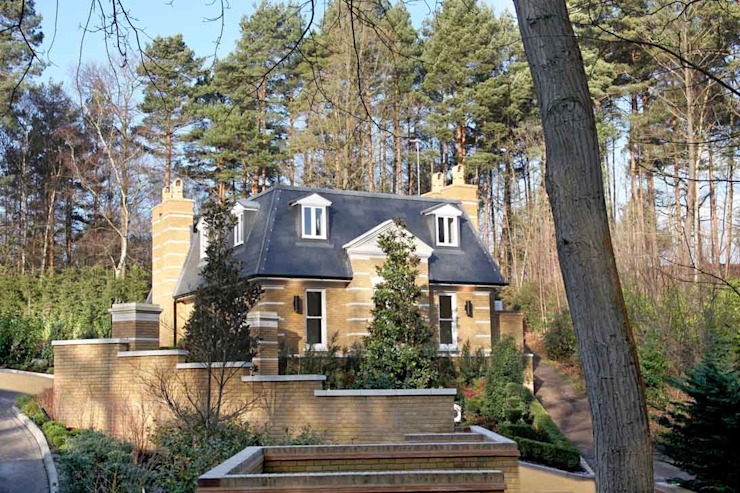 Project 7 Windlesham Maisons modernes par Flairlight Designs Ltd Moderne