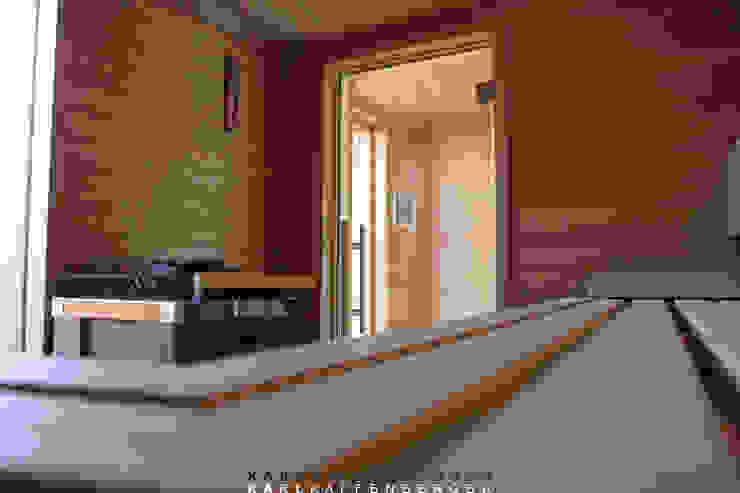 Karl Kaffenberger Architektur | Einrichtung Spa de estilo escandinavo