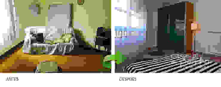 Habitación principal de Casas a Punto home staging