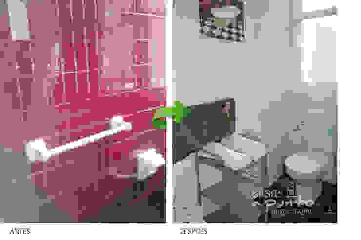 Renovar el baño es posible a bajo coste de Casas a Punto home staging