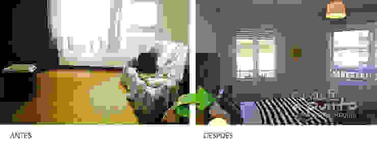 Dormitorio de Casas a Punto home staging