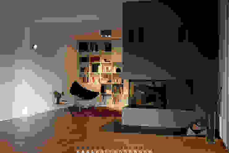 Salones de estilo clásico de Karl Kaffenberger Architektur | Einrichtung Clásico