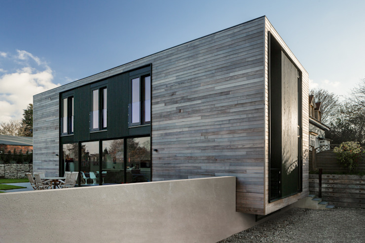 Sandpath Modern houses by Adrian James Architects Modern
