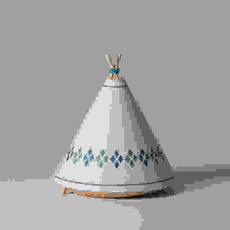 TIPI Lamp / BUOKIDS de Javier Herrero* Studio Moderno