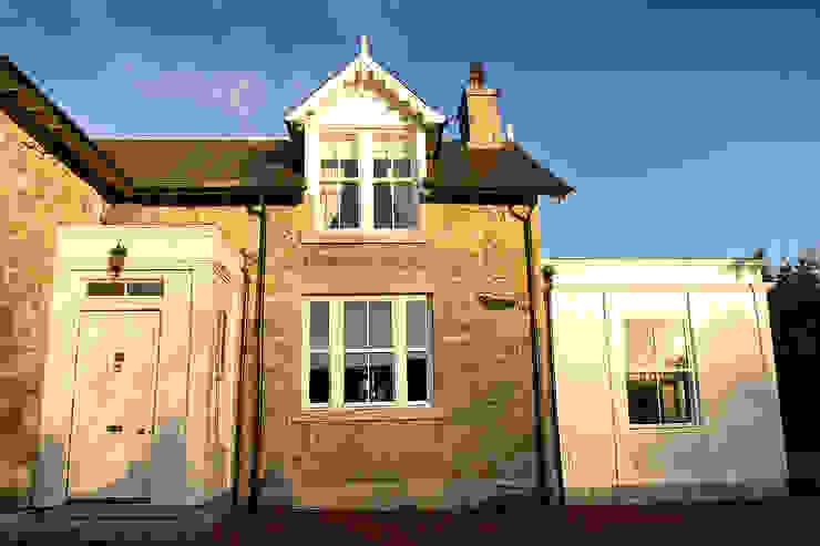 Ramsden House, Peterculter, Aberdeen Modern houses by Roundhouse Architecture Ltd Modern