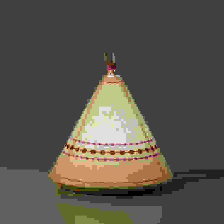 TIPI Lamp / BUOKIDS de Javier Herrero* Studio Ecléctico